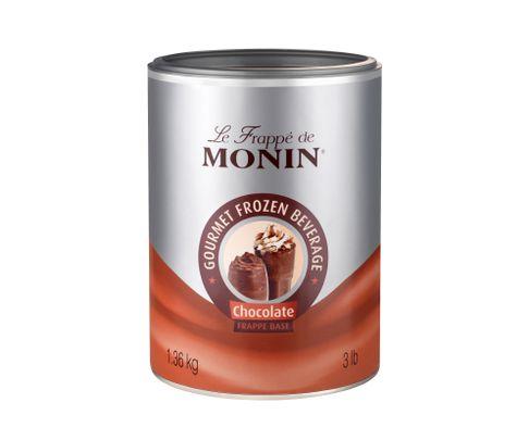 Baza czekoladowa Monin 1,36kg - CHOCOLATE FRAPPE BASE