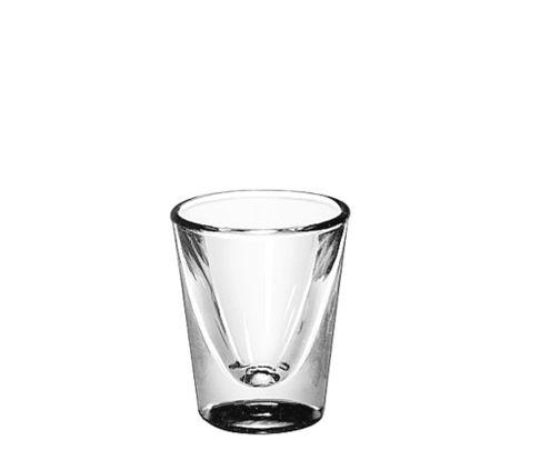 Kieliszek do wódki Whiskey Plain 30ml * 1 Oz