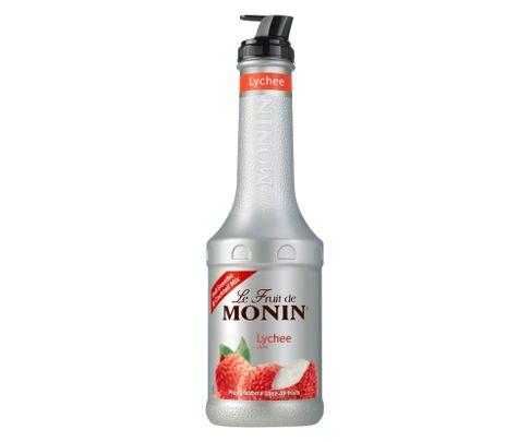 Puree Owocowe Monin Liczi 1L