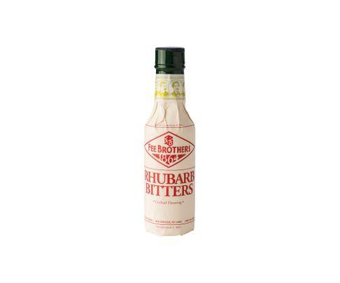 Fee Brothers, rabarbarowa, przyprawa do aromatyzowania 150ml