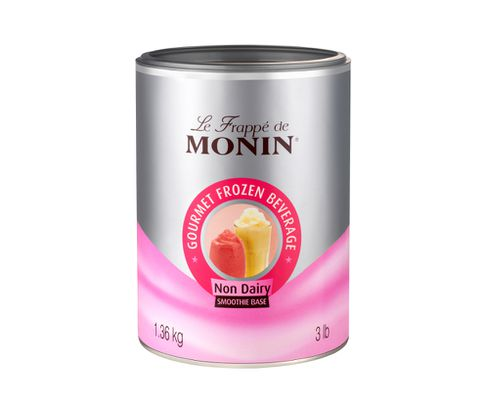 Baza neutralna Monin 1,36kg - NEUTRAL FRAPPE BASE