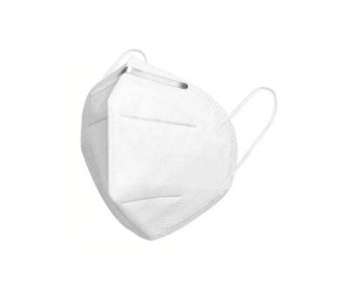Maseczka KN95 FFP2 ochronna wielorazowa 4-warstwowa (1szt.) APS Clean & Protect wiązanie z tyłu głowy