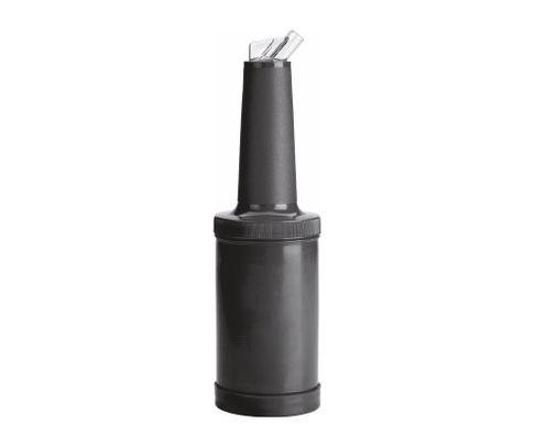 Butelka do soku Store N` Pour, 1L, czarna
