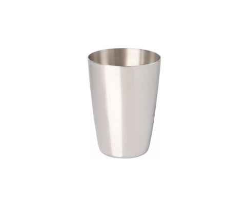 Shaker bostoński średni, bez obciązenia, polerowane wykończenie