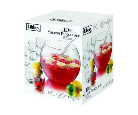 Misa do Ponchu Selene z 8 szklankami, 14l