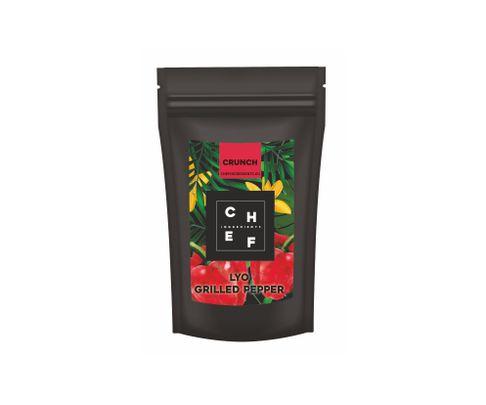Papryka liofilizowana (grys/crunch) Chef Ingredients 50g
