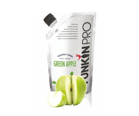 Puree Owocowe Funkin Zielone Jabłko 1kg