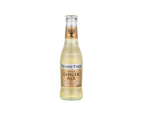Fever Tree, napój Ginger Ale, butelka 200ml